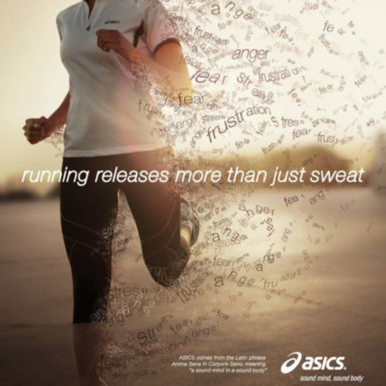 "This reminds me of a shirt I saw at my first running expo, that said, ""Running is my therapy."" And sometimes I forget how much I need it, until I haven't gone for a few days."