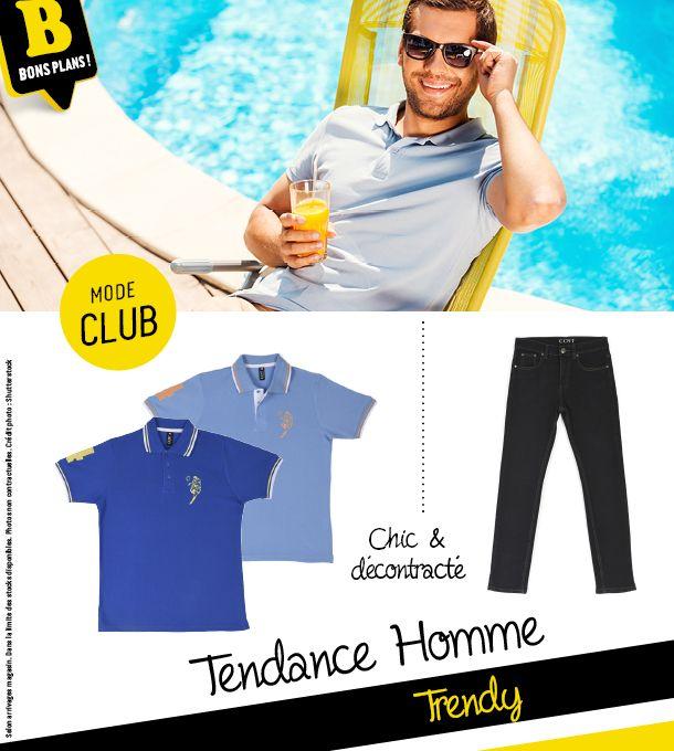 Quel est votre style ? Plutôt #Casual ou #Trendy ? #mode #homme