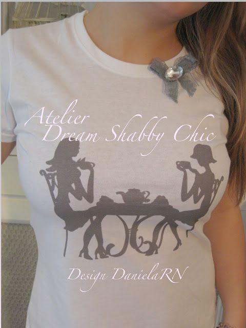 """Dream Shabby Chic: """" UN THE CON DANIELA"""" ........"""