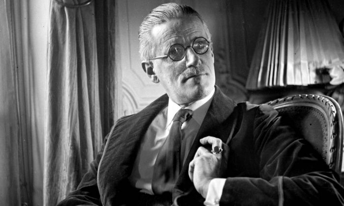 James Joyce, 1934