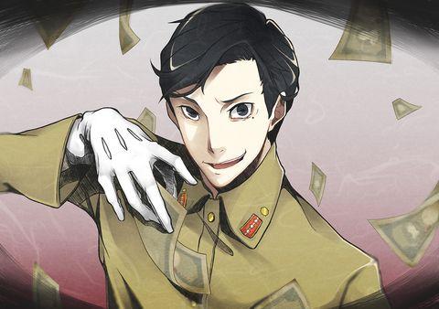 第4話『魔都』に登場した、及川大尉です。 前にも言いましたが、後半の顔の崩れようが素晴らしかったですね。