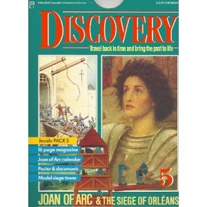 Discovery Magazine by Marshall Cavendish