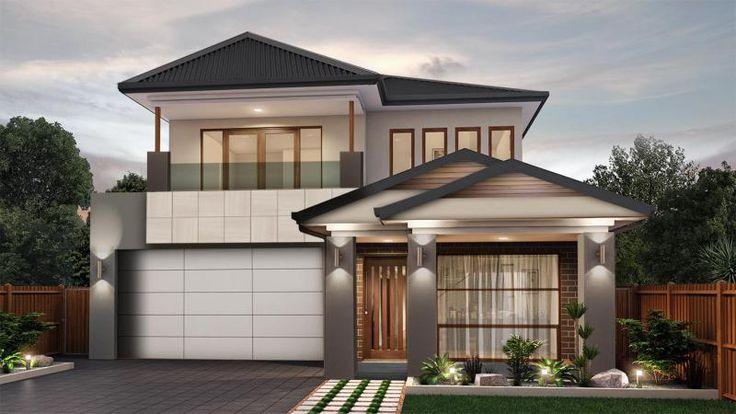 The Whinham facade #weeksbuildinggroup #newhome #homedesign