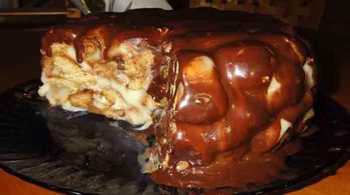 Вкусный домашний торт своими руками | Вкусно готовим дома