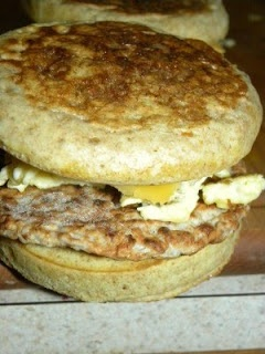 Copycat McDonald's McGriddles Sandwiches