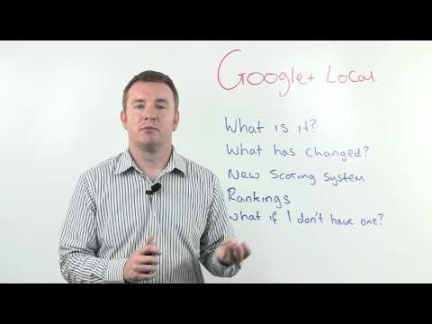 What Is Google+ Local?