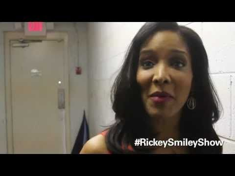 Noree Victoria from The Rickey Smiley Show