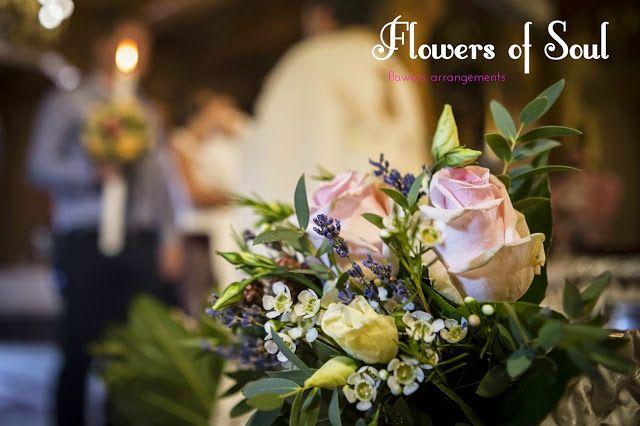 Flowers of Soul: Aranjamente cristelnita