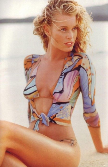 Rebecca Romijn body paint | Bodypainting | Pinterest ...