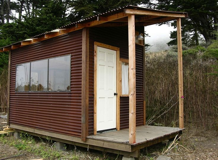 Corrugated Prefab Tiny House | Tiny House Living
