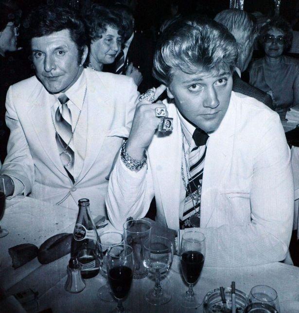 Liberace and Scott Thorson - web source photo - MReno
