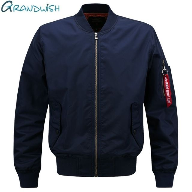 We love it and we know you also love it as well Grandwish 2017 Spring Pilot Bomber Jacket Men Patch Design Men Bomber Flight Pilot Jacket Coat Flight Bomber Jacket Men , PA900 just only $17.42 - 19.91 with free shipping worldwide  #jacketscoatsformen Plese click on picture to see our special price for you