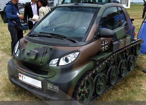 Smart Tank ;)