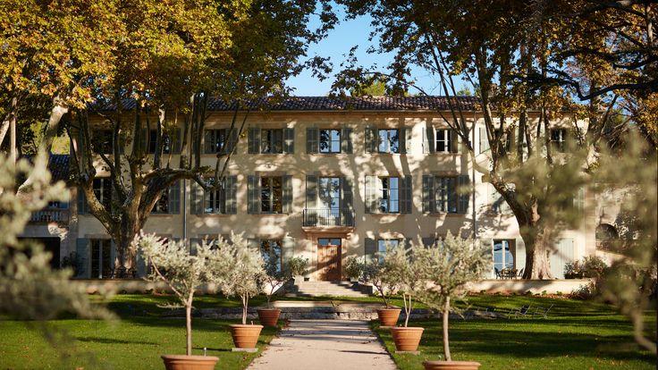 Domaine de Fontenille   Lauris (Luberon)