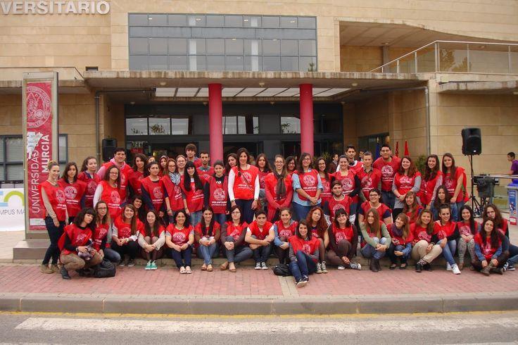 Murcia a la cabeza del Voluntariado Universitario en España | Atención a la diversidad y voluntariado http://voluntariado-murcia.blogspot.com.es/2014/10/murcia-la-cabeza-del-voluntariado.html
