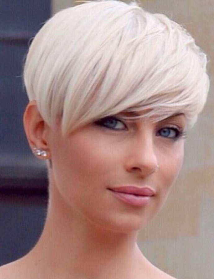 Short Hairstyle 2018 203 Fryzury Krótkie Włosy Włosy