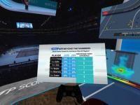 La realidad virtual llega al tenis en vivo de la mano de la colaboración empresarial