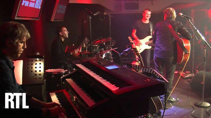 Hubert Félix Thiéfaine - La fille du coupeur de joints ...  (Live à Concert d'un Soir sur RTL en 2011)