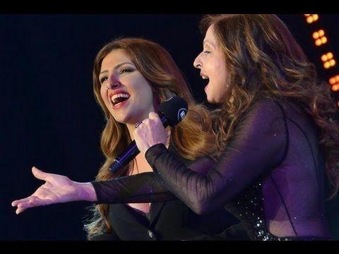 Helena Paparizou & Vicky Leandros - Apres Toi / Mono Esi (Eurovision Gre...
