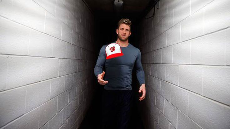 Bryce Harper brand ambassador for New Era Cap | MLB.com