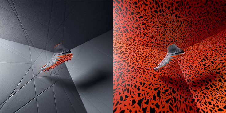 Nike - Hypervenom II on Motion Graphics Served