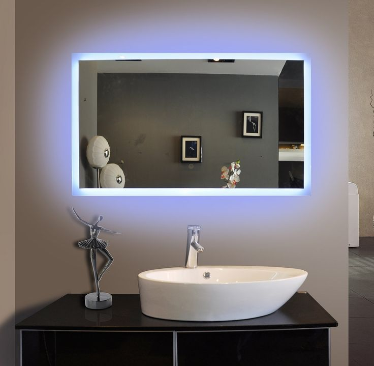 7 besten Spiegels met led verlichting Bilder auf Pinterest ...