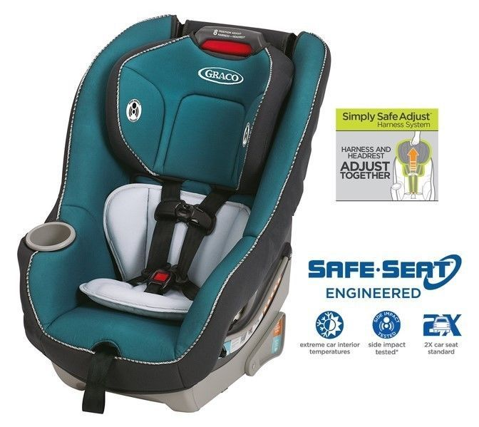 Convertible Baby Car Seat Infant Booster Kids Child Safety Toddler Chair Seats #ConvertibleBabyCarSeat