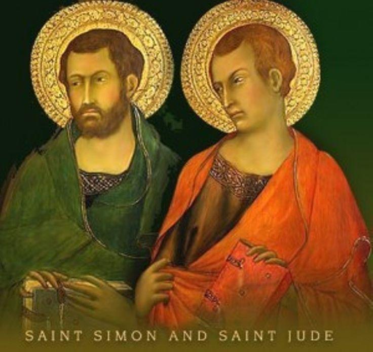 San Giuda Teddeo San Simone
