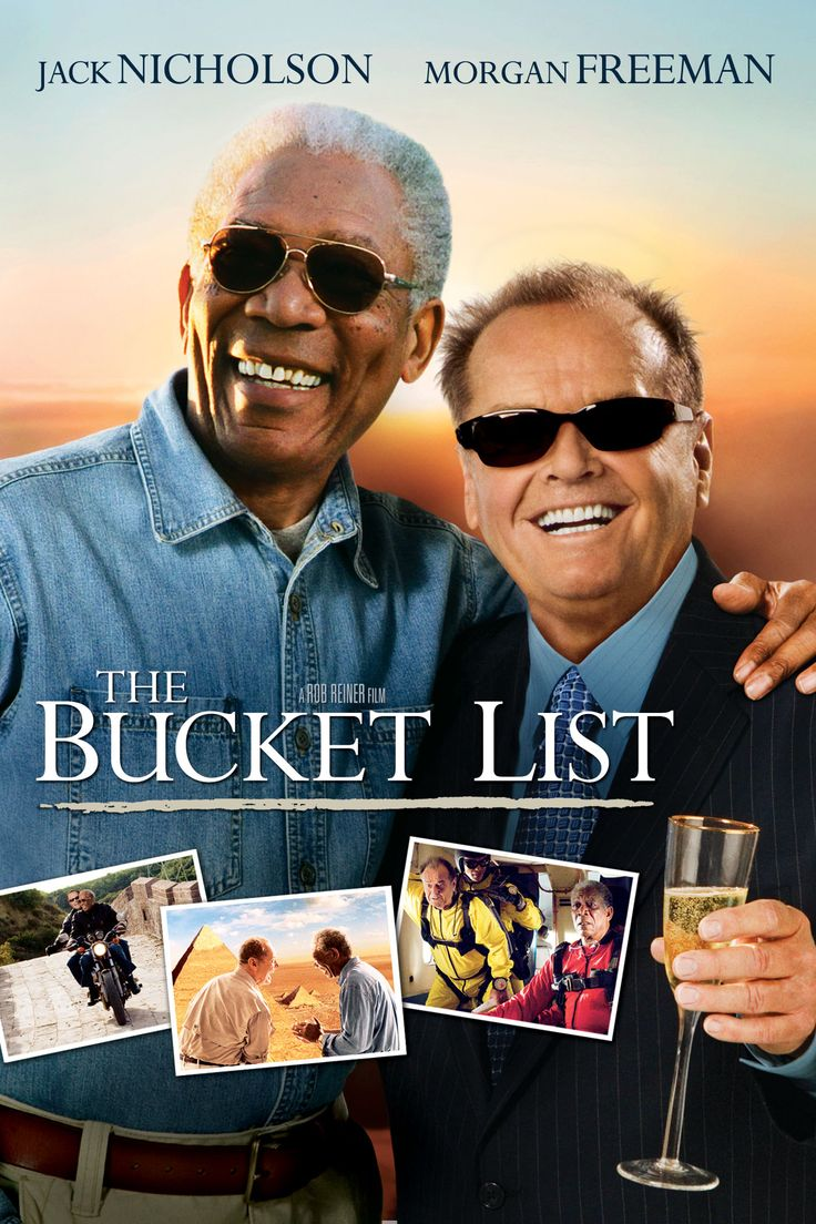 "This gives new meaning to the ""Bucket List"""