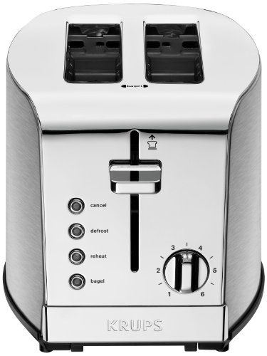 KRUPS KH732D Breakfast Set 2-Slice Toaster with Brushed and Chrome Stainless Steel Housing, Silver KRUPS http://www.amazon.com/dp/B0083VCXQM/ref=cm_sw_r_pi_dp_agsYub0VNXDTH