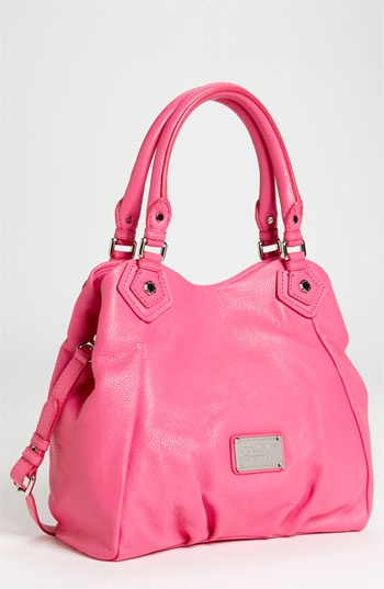 can i justify buying a bright pink bag?