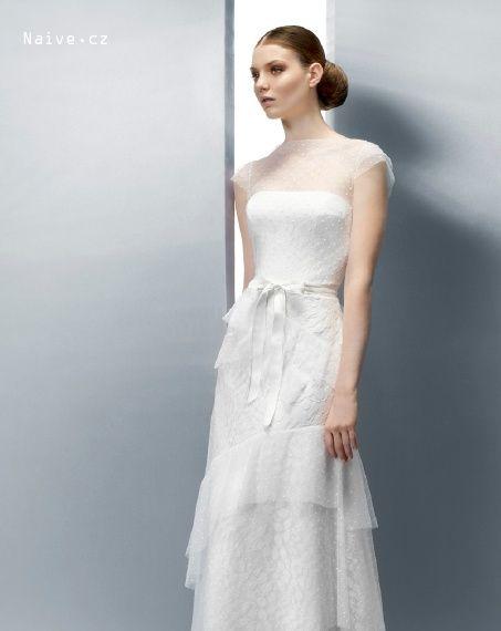 JESUS PEIRO svatební šaty, model 2043 (Praha)