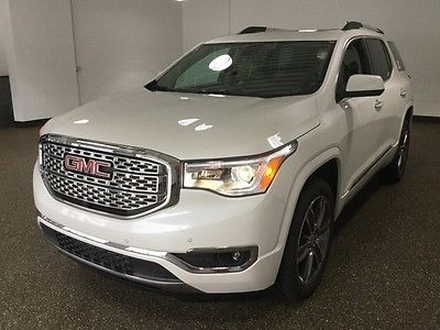awesome 2017 GMC Acadia Denali - For Sale