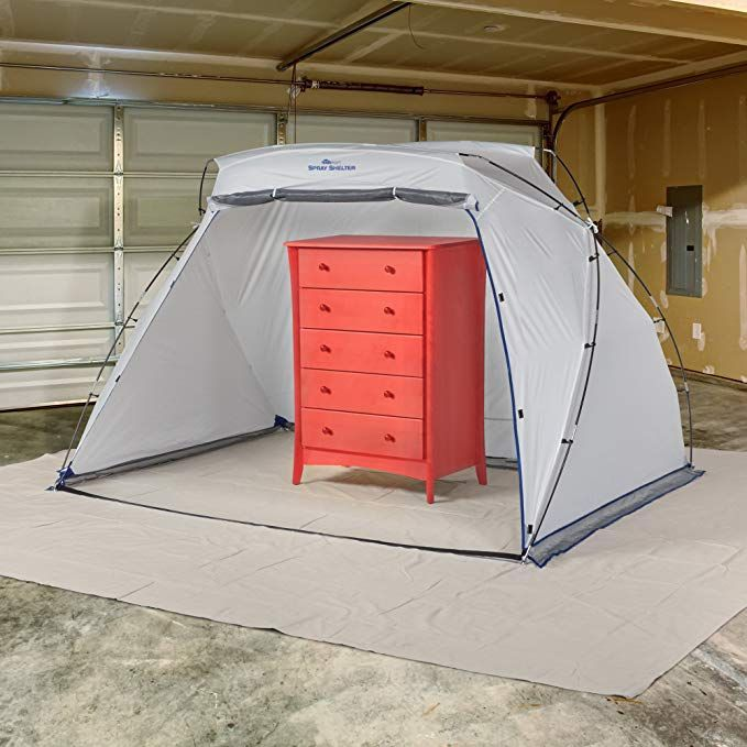 Amazon Com Homeright Large Spray Shelter C900038 Portable Paint Booth For Diy Spray Painting Hobby Paint Booth To Portable Paint Booth Diy Sprays Paint Booth