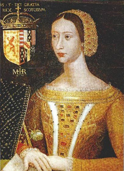 Marie de Guise, mother of Mary Stuart, Queen of Scots