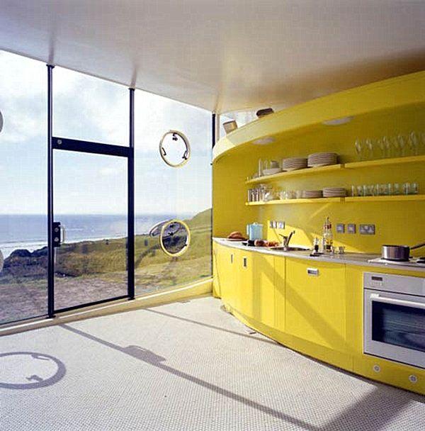 Unforgettable Underground Homes Interiors And Tiny Living - Unforgettable underground homes