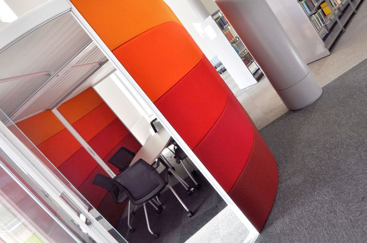 Swansea University: Science & Innovation Bay Campus.  Air Pod.