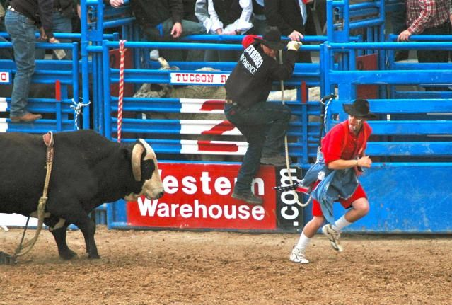 Rodeo Clowns Not All Fun And Games Game Fun And The Bull
