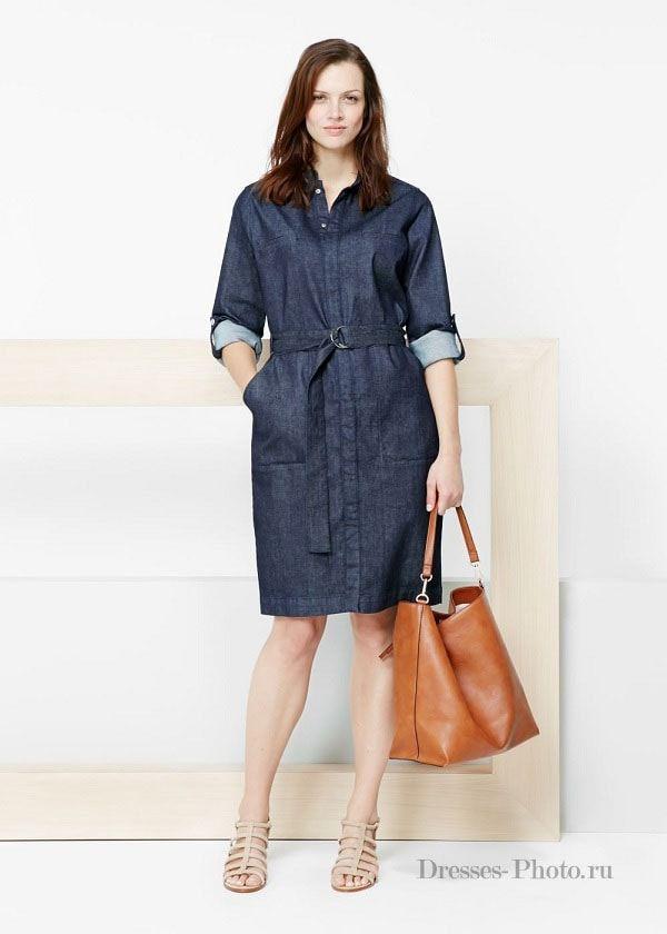 Джинсовые платья купить в ростове