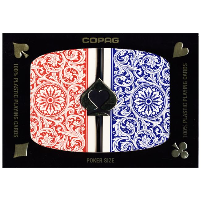 COPAG, de officiële leverancier van de World Series of Poker.