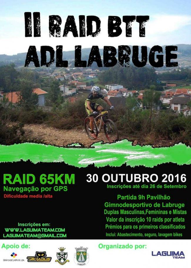 2º RAID A.D.L. Labruge