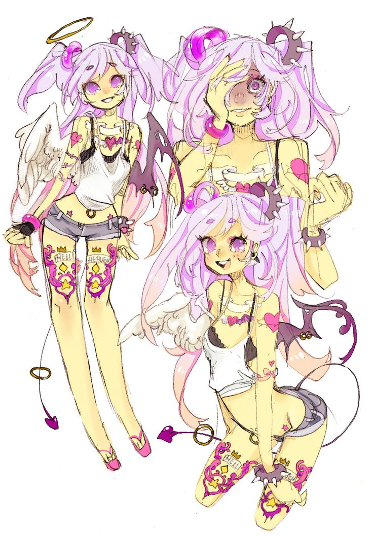 Design For Sale: Half and Half (SOLD) by Costly on deviantART