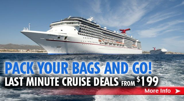 Last Minute Cruises >> Last Minute Deals Carnival Cruise Lines Tall Skates Coupon