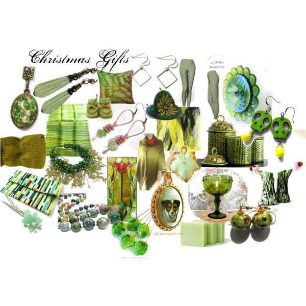 Christmas Gifts by planitisgi on Polyvore featuring As Is and christmasgifts
