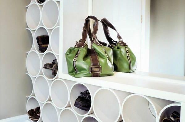 selbst gemachtes regal für schuhe - Selbermachen – 35 coole Schuhaufbewahrung Ideen