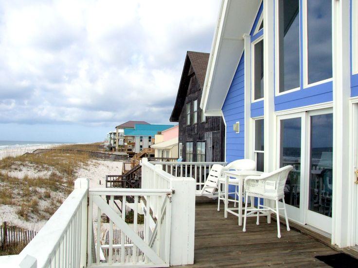 4 bedroom gulf front beach house in gulf shores sleeps 16 by youngssuncoast see more balcony