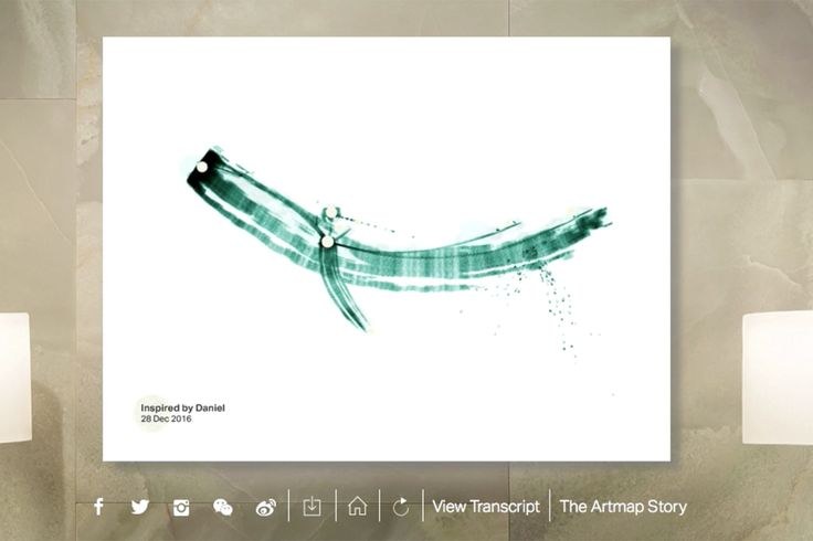 Cathay Pacific Fliers Get Customized Artwork Based on Their Travel Data - Video - Creativity Online