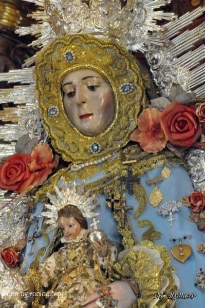 La Virgen del Rocío | Rocio.com - Almonte Huelva  Spain