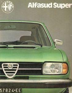 Alfa Romeo Alfasud (1978)