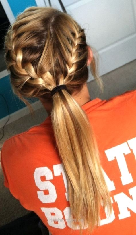 Easy Step By Step Quick Hairstyle for Back to School.  These are Super Cute and … Easy Step By Step Quick Hairstyle for Back to School.  These are Super Cute and work For Medium Hair, Short Hair, and Can be For Girls and Teens.  http://www.tophaircuts.us/2017/05/06/easy-step-by-step-quick-hairstyle-for-back-to-school-these-are-super-cute-and/